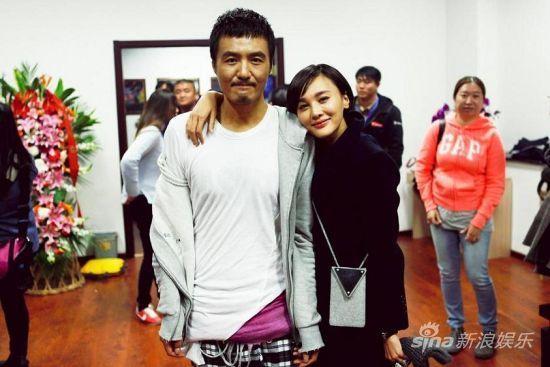 朴树和妻子吴晓敏