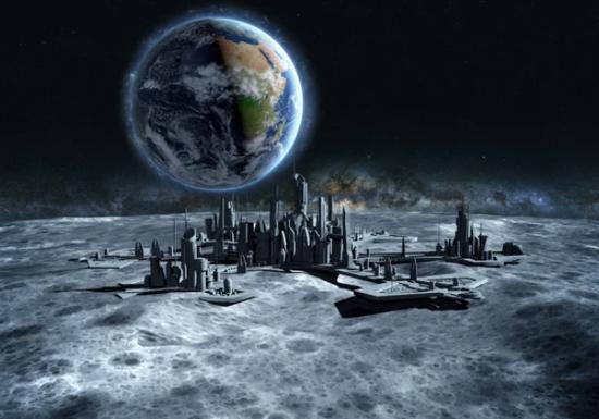 嫦娥5号到月球上只是挖把土?其实是为建基地做准备