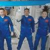 国际舆论关注神十三成功发射 美女宇航员祝福王亚平