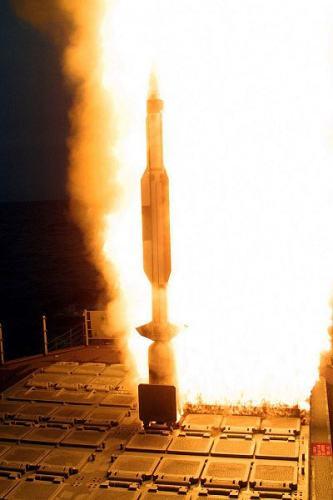 标准-3防空导弹