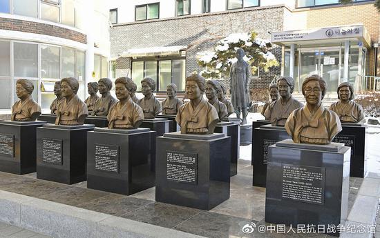 """韩又一""""慰安妇""""受害幸存者去世 登记在世者仅14人"""