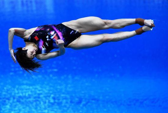 【博狗体育】跳水奥运选拔赛暴露心态问题 周继红心忧单人项目