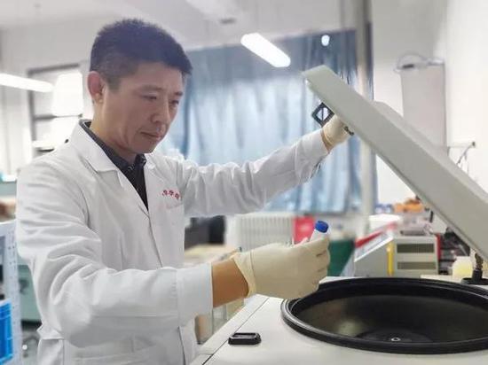 这项研究的发起者,许晓东副教授。图片来源:南昊