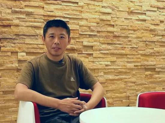 团队主要成员许晓东。图片来源:南昊