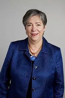 苏珊·林德奎斯特。图片来源:Wikimedia Commons