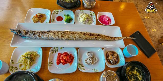 我在济州岛吃过的美食