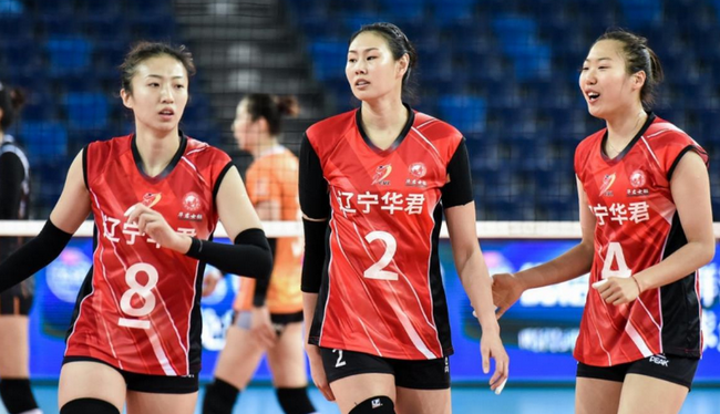 全运女排辽宁强阵3-0横扫广东 斩获循环赛第4胜