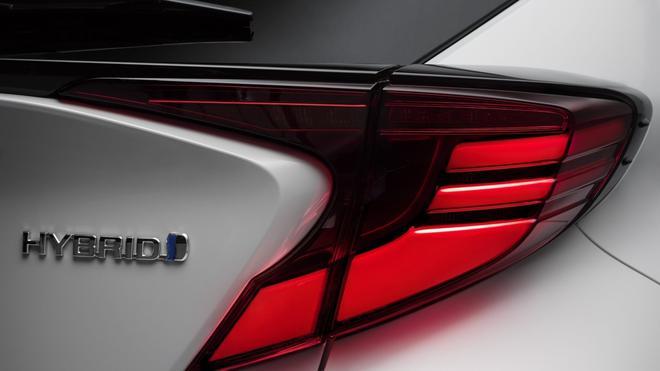 丰田C-HR推出GR Sport赛车风格运动版车型 合27.7万起售