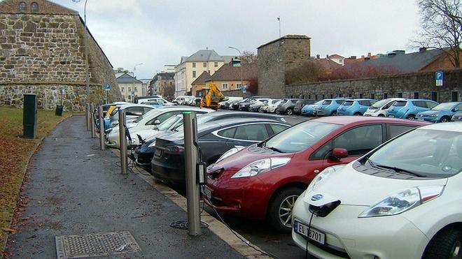 电动车的下一个战场不是中美 而是挪威?