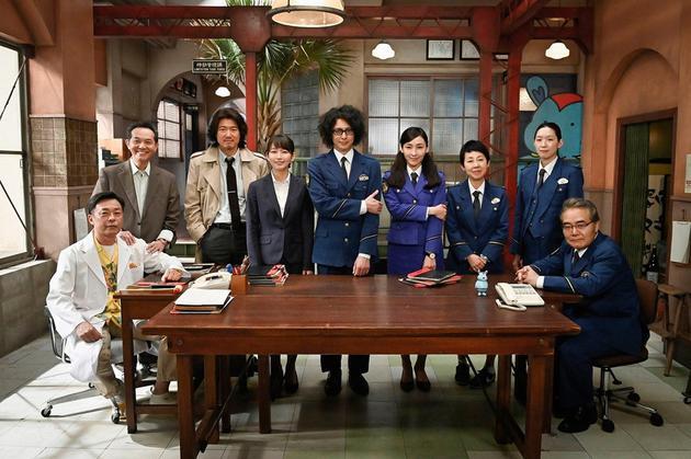 小田切讓主演日劇《時效警察》時隔12年復活