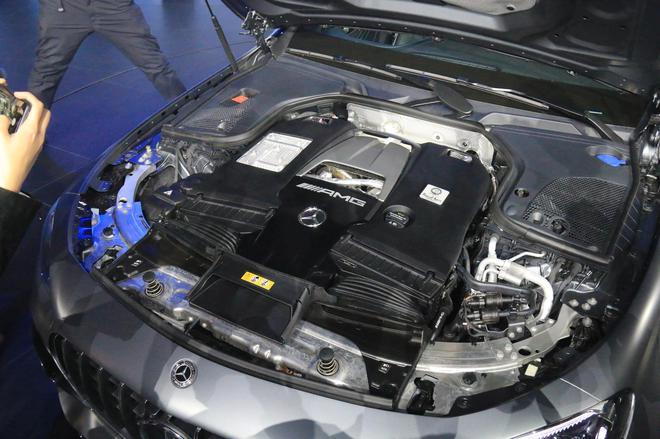 斯文座驾暗藏低调野兽 AMG E63S 4MATIC+ 售价146.88万元