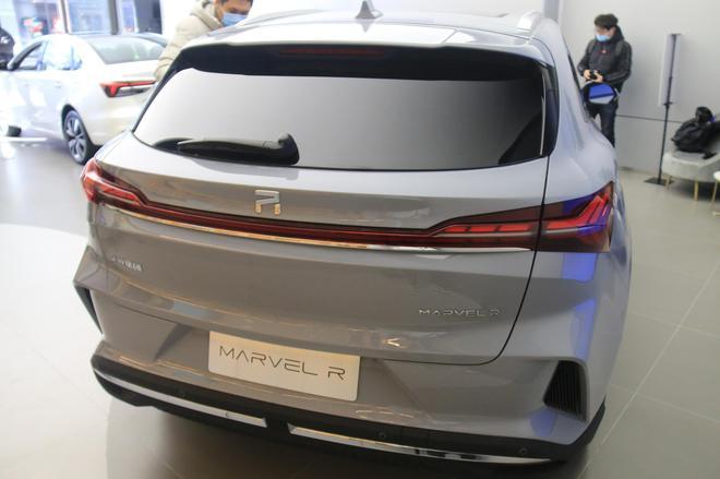 车载5G技术代言人 MARVEL R上市前瞻