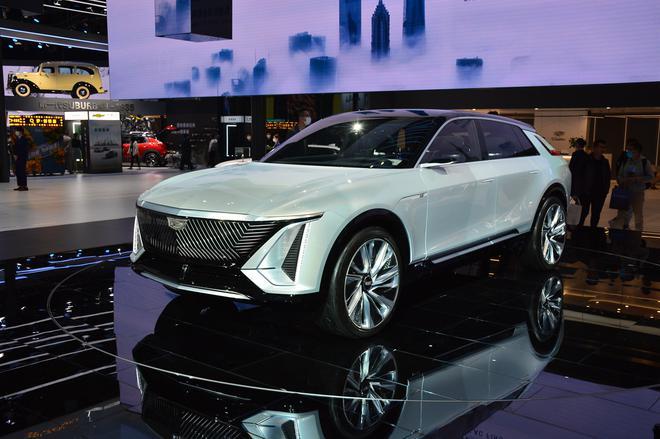 通用汽车350亿美元加大投资电动车及自动驾驶