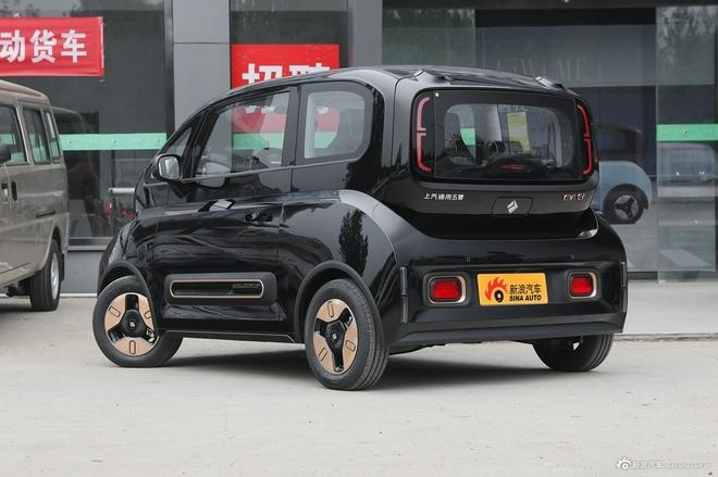 6.98万元起售 宝骏品牌旗下KiWi EV正式上市