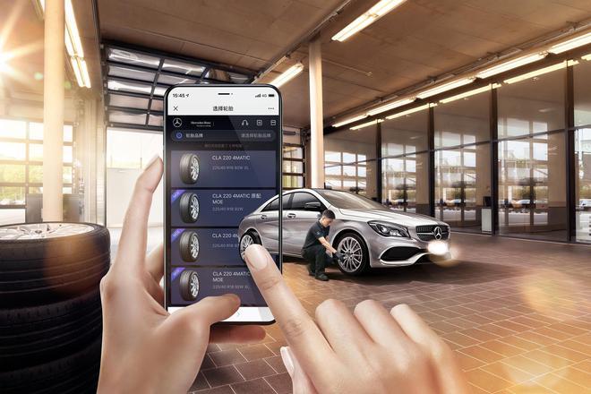 梅赛德斯-奔驰2021年第一季度总销售量222520辆新车