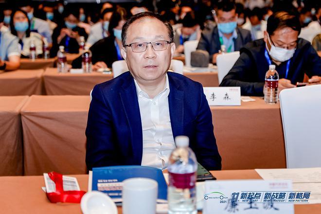 比亚迪汽车工业有限公司执行副总裁 廉玉波