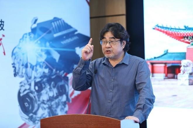 上海交通大学汽车工程研究院院长许敏教授