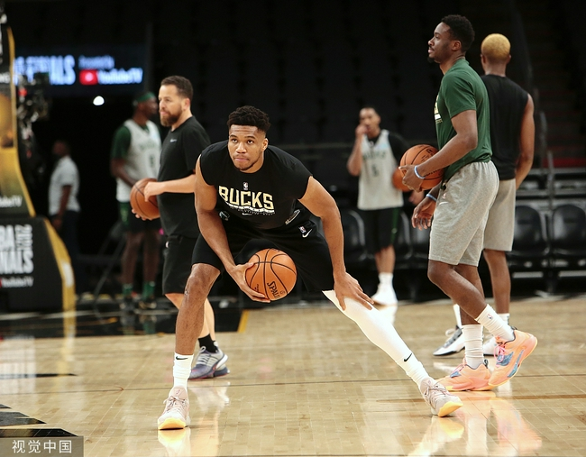 雄鹿谈NBA的非洲球员:希望未来有更多非洲球员