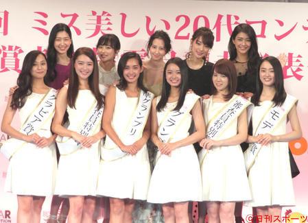 日本演艺事务所举办美少女选秀 模特川濑莉子夺冠