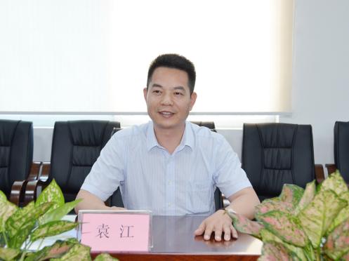 东日环保董事长袁江