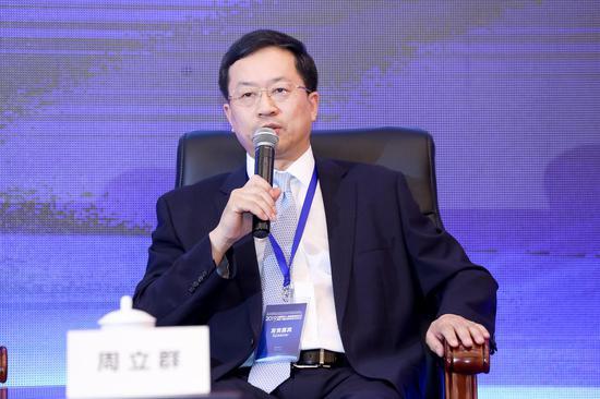 中国诚通国际投资配资app排名总经理周立群