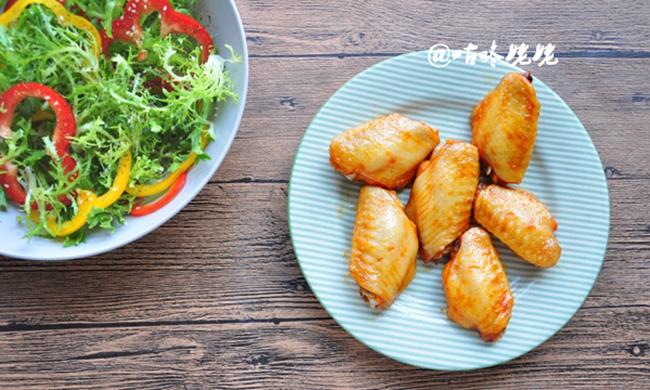 【微波鸡翅】:6分钟轻松把美味端上桌