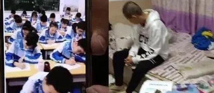 学生迟到被强制理发推头 校方道歉