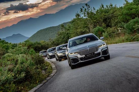 台州好德宝BMW大型豪华车体验日
