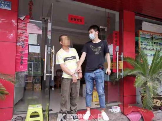 浙江一男子顺走旅客的钱财旅游买手机 被刑事拘留