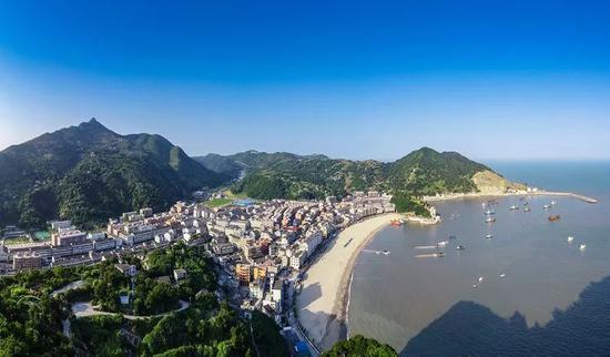 何必遠行去臺灣 蒼南環海公路最美風景已到來
