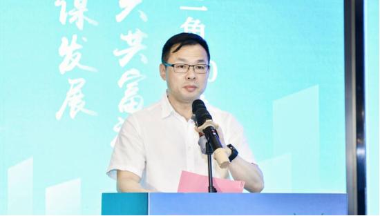 建党百年谋发展 乡村振兴共富裕 第二届长三角V30村书记论坛在大云召开